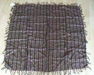Tuch aus Viskose mit Lurex