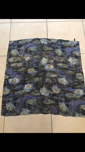 Tuch Blumenprint