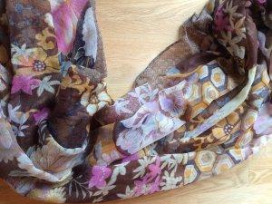 Tuch bzw Schal (bunt)