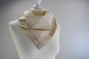Tuch Fendi beige aus Baumwolle