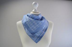 Tuch Fendi blau aus Baumwolle