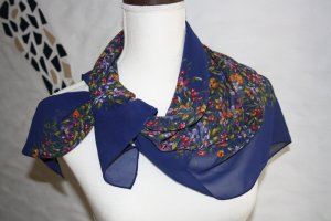 Neckerchief blue