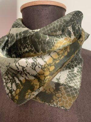 Tuch Halstuch Schlangen Muster