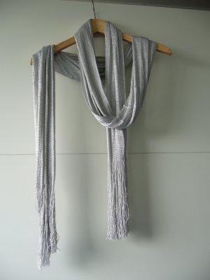 Tuch Halstuch silber elegant