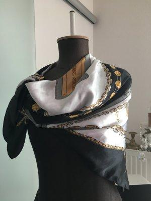 Tuch in Seiden Optik 90x90 Cm Tally Weijl tolle Muster