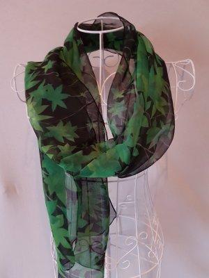 Pañoleta negro-verde