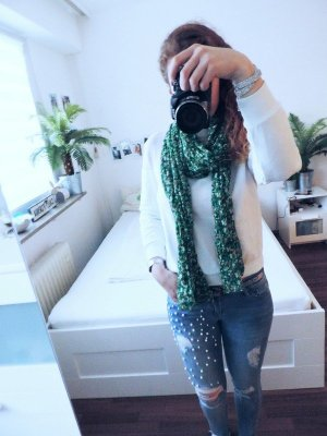 H&M Summer Scarf multicolored
