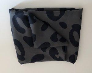 Only Neckerchief black-grey polyester
