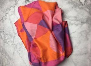 Zara Foulard multicolore