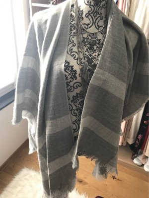 Mantella grigio chiaro-grigio