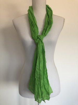 Tuch Schal grün Modal elegant Damen