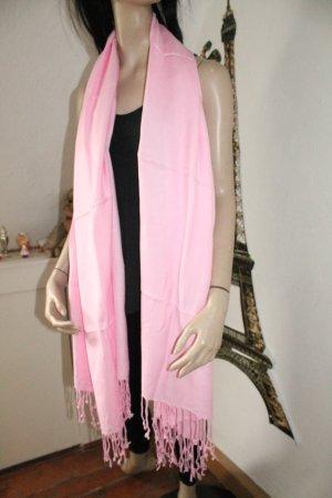 Foulard rosa Viscosa
