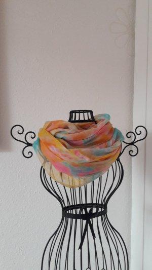 Pañuelo amarillo-naranja claro