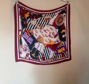Tuch Schal Seide von Hermes