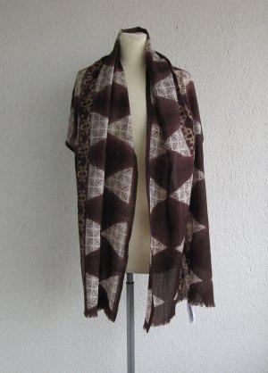 Tuch / Schal von Jammers & Leufgen aus 100% Wolle,  Handarbeit
