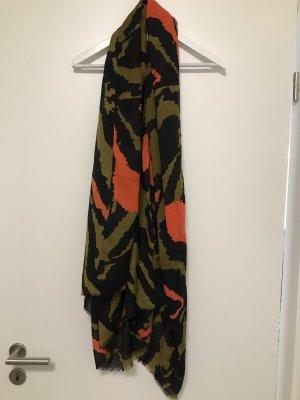Tuch Schal Zara mit Muster