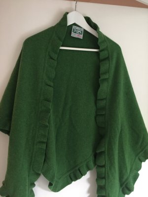 Traditional Jacket green wool