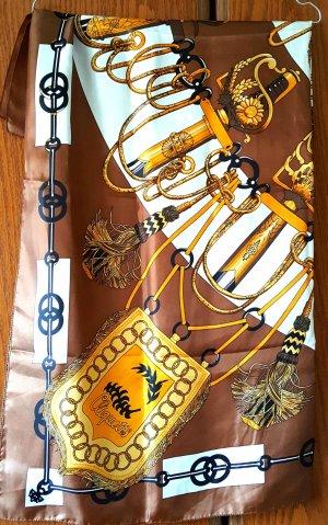 Bonita Zijden doek veelkleurig