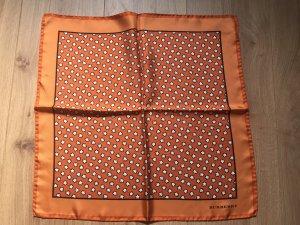 Burberry Zijden doek oranje