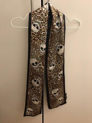 Plomo o plata Silk Cloth black-brown