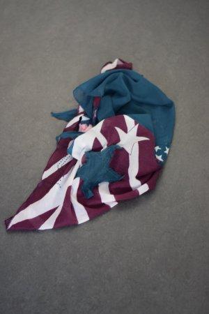 Street One Foulard multicolore tissu mixte