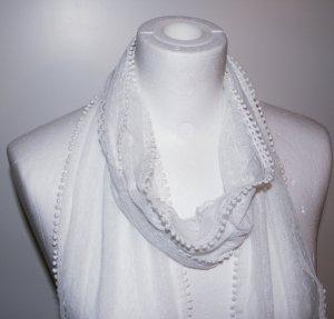 Pañoleta blanco