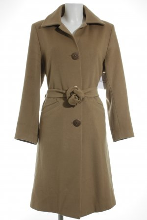 Tuchfühlung Follmann Frock Coat beige business style
