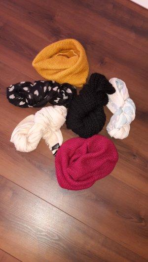 Tücher Schals versch.Farben