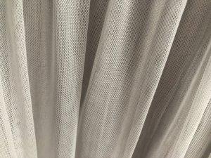 0039 Italy Jupe plissée beige clair