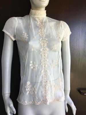 Promod Lace Top multicolored