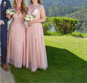 Tüllkleid Ballkleid Brautjungfernkleid