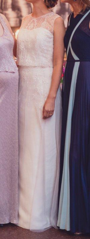 Lilly Robe de mariée blanc polyester