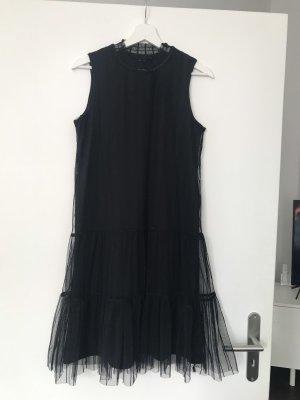 Concept Reserved Midi Dress black