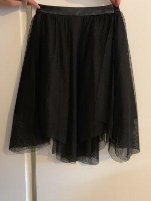 Zara Tulle Skirt black