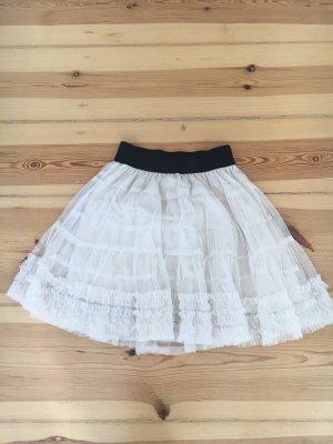 Tulle Skirt cream