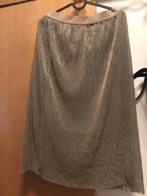 Kiabi Woman Tulle Skirt bronze-colored