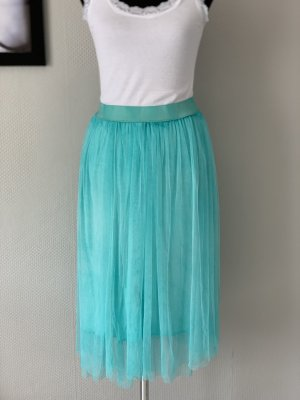 Tulle Skirt turquoise