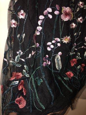 H&M Tulle Skirt black