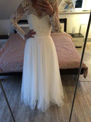 Tüllrock Brautkleid Hochzeitskleid neu