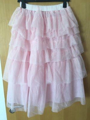 Maxi Skirt light pink
