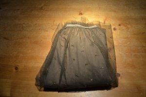 Tüllrock in khaki von Zara