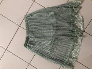 H&M Tulle Skirt lime-green-mint