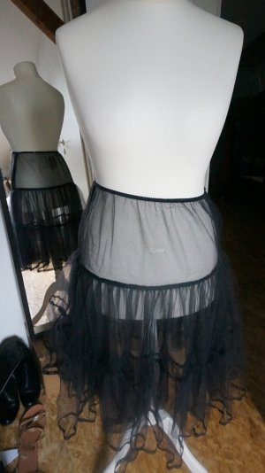Tüllrock , Petticoat von Noa Noa in schwarz, Gr. L