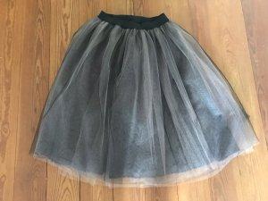Tulle Skirt black-rose-gold-coloured