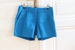 Türkis-blaue Shorts von Iris and Ink
