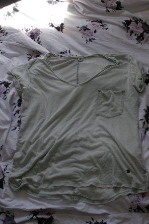 Türkis T- Shirt von Khujo