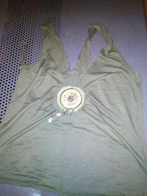 türkisches Shirt hellgrün