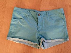 türkise H&M Hotpants