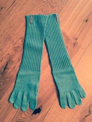 Türkise Handschuhe von Esprit NEU