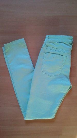 Türkise/ hellblaue Jeans von MAC, Größe 34/32
